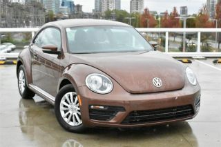 2017 Volkswagen The beetle